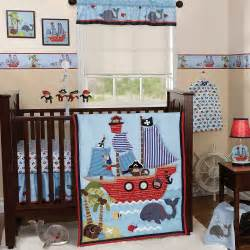 Nursery Bedding Sets Boys Bedtime Originals Treasure Island Collection Baby Bedding And Accessories