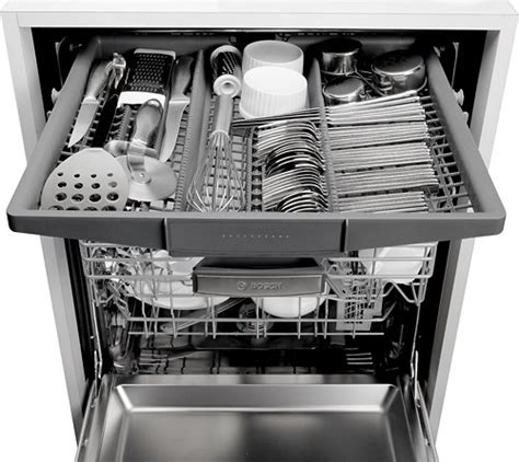 third rack dishwashers