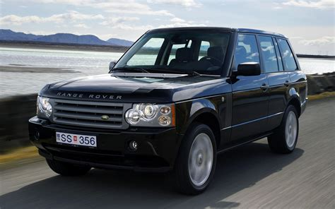 land rover vogue 2005 range rover vogue 2005 wallpapers and hd images car pixel