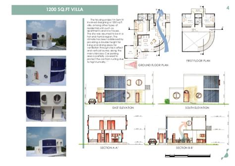 Indian House Plans For 1200 Sq Ft architectural portfolio