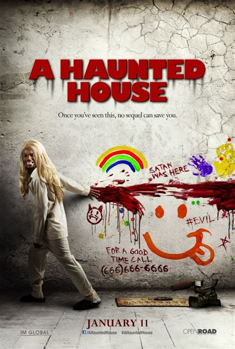 review a haunted house 2013 hnn