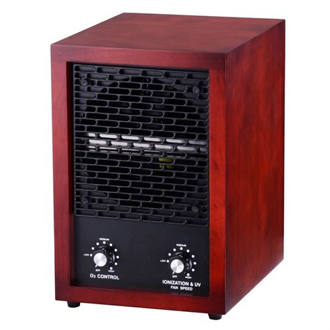 air purifier uv c remote ozone generator lonizer ozonator hepa smoke remover pro ebay