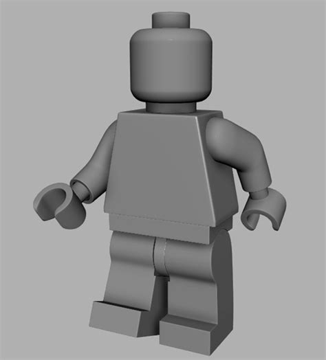 tutorial lego blender create your own lego minifig blendernation