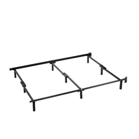 universal bed frame zinus compack universal bed frame walmart canada