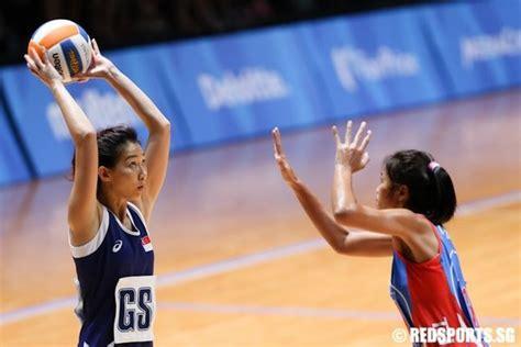 Keranjang Thailand satu harapan tim bola keranjang putri singapura kandaskan