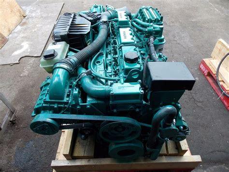 volvo penta kamd  marine diesel engines  transmissions ebay