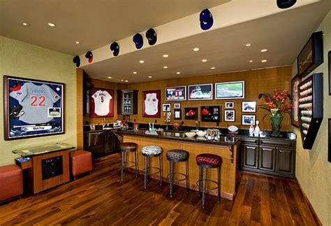 sports room framed jerseys from sports themed teen bedrooms to