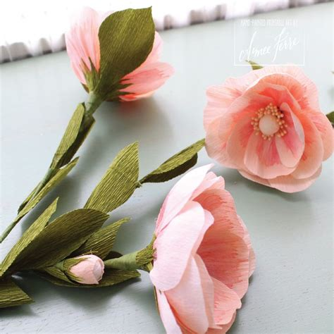 How To Make Paper Roses Martha Stewart - 25 best ideas about paper roses tutorial on