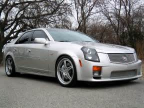 Cadillac Cts 03 Cadillac Cts V Technical Details History Photos On