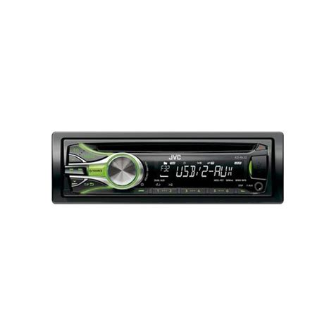 Jvc Car Stereo With Usb Port by Kd R432 Cd Usb Car Stereo System Front Usb Aux Input