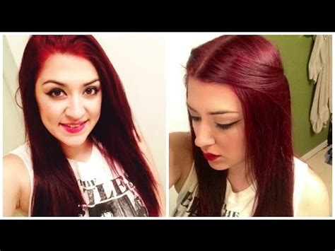 splat red hair dye with bleach www pixshark com images pics for gt splat crimson obsession before and after