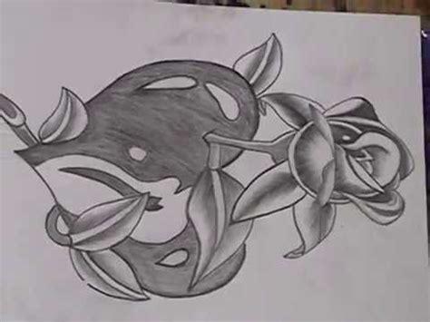 imagenes de corazones y rosas para dibujar como dibujar una rosa en un corazon youtube