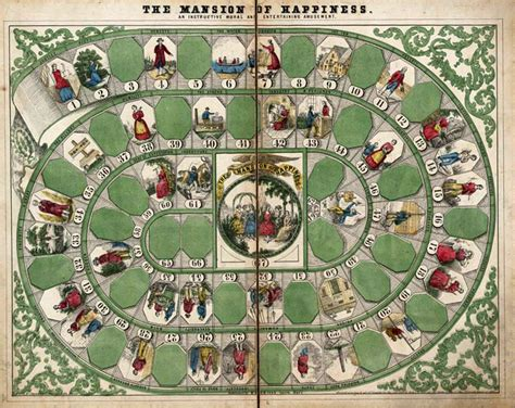 printable history board games the mansion of happiness simple english wikipedia the