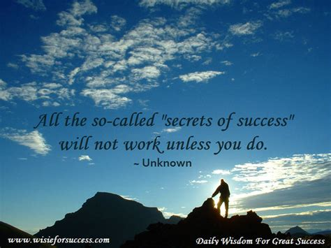The Seccret Of Success personal growth inspirational quotes quotesgram
