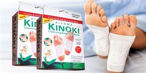 Knee Pad Detox by Kinoki Detox Foot Pads 10pcs