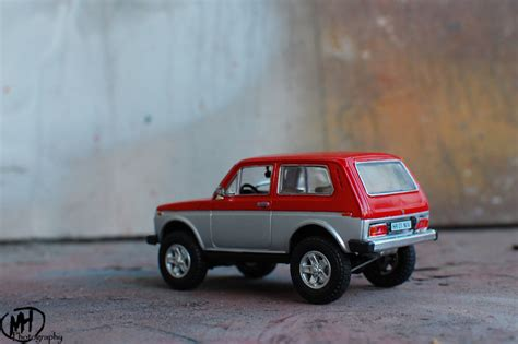 Custom Lada Niva Custom Scale Car Niva Lifted