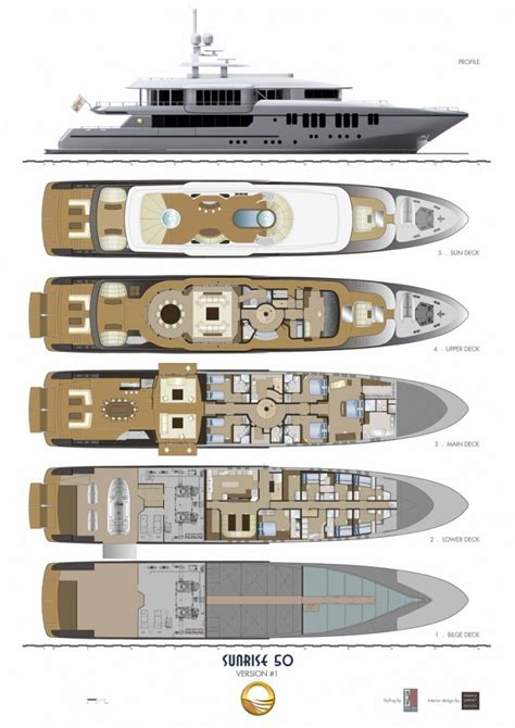 layout yacht sunrise yachts working on new 50m motor yacht sunrise 50