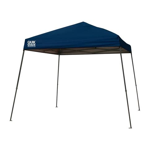 Instant Shade Canopy Quik Shade Weekender Elite 12 Ft X 12 Ft Navy Blue