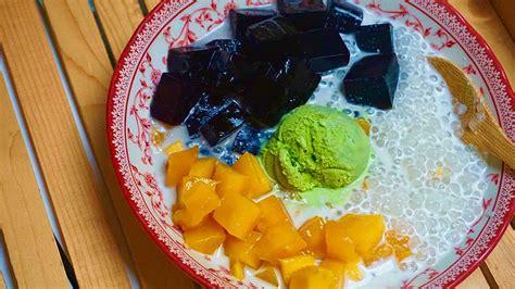 black gulaman summer dessert tweenselmom mommy blogger