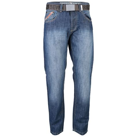 comfort waist jeans mens loyalty faith seven series straight comfort jeans