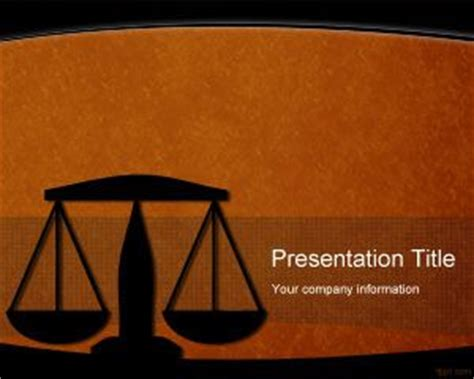 ppt themes law free legal powerpoint template