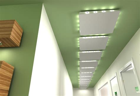Floating Ceiling Panels Helix Floating Ceiling Panel By Lindner Stylepark