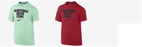 Jersey Nike Basketball Never Stops Versi 2 clearance shoes clothing gear nike