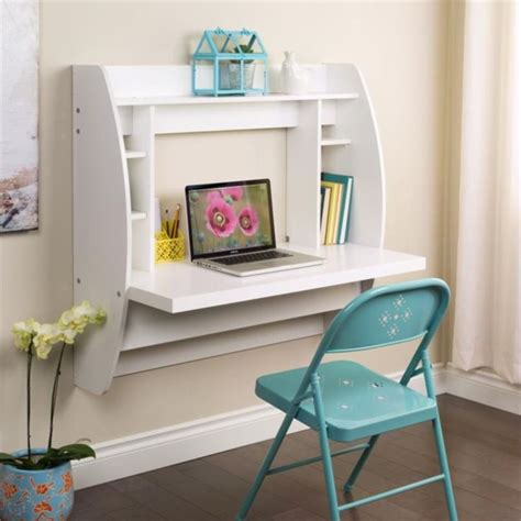 Computer Desk Storage Ideas by 17 Best Ideas About Floating Computer Desk On