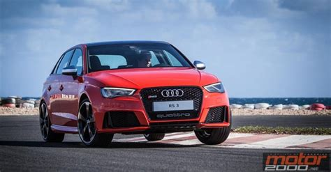 Audi Rs3 2000 by Audi Rs3 Sportback Fr 237 Os Pero Sentimentales Motor