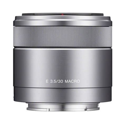 Sony Lens E 30mm F3 5 Macro sony sel30m35 e 30mm f3 5 macro lens for e mount express