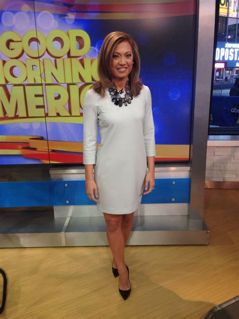 gma ginger zee clothes i bought the dress at theory lara let me borrow the