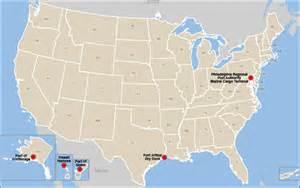 usa map philadelphia