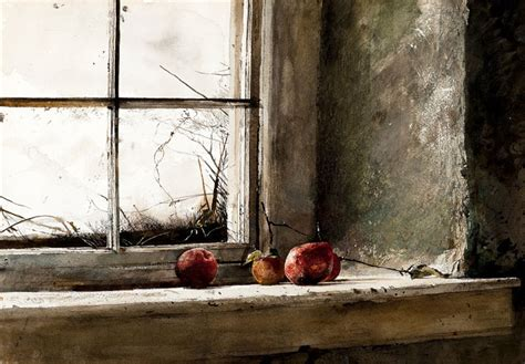 Looking Out Looking In andrew wyeth looking out looking in