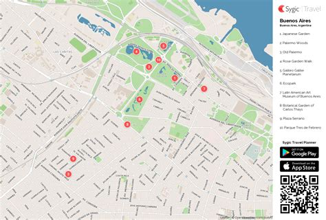 printable tourist map maps update 23691452 tourist map of buenos aires