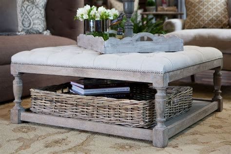 Tufted Upholstered Ottoman Coffee Table Best 25 Tufted Ottoman Coffee Table Ideas On