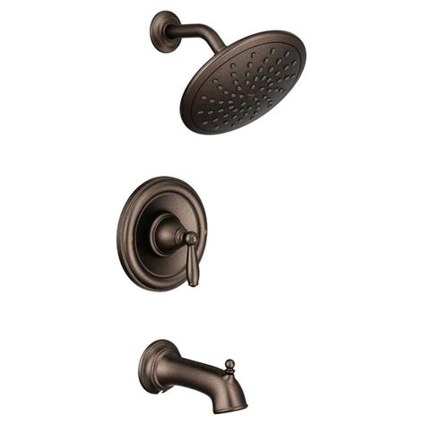 shop moen brantford oil rubbed bronze 1 handle pull down shop moen brantford oil rubbed bronze 1 handle bathtub and