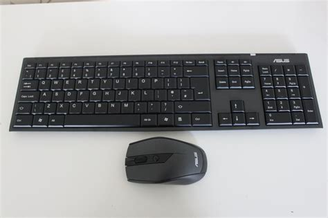 Keyboard Usb Asus asus u79k wireless keyboard u79m wireless mouse no usb images hosted at biggerbids