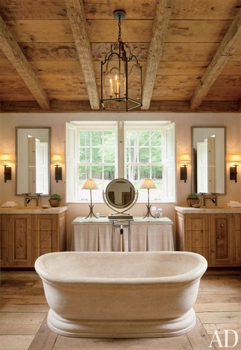 Rustic Lighting Ideas by Country Bathroom Designs Ifresh Design