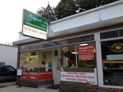 stow house of pizza maynard pizza house pizza 149 main st maynard ma united states reviews