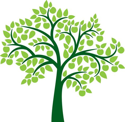 Free Family Tree Clipart Pictures Clipartix Free Tree Template