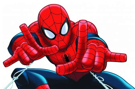 For all the devoted spider man fans look for animated spider