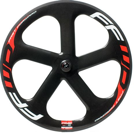 Spoke Finder Wiggle Fast Forward Carbon 5 Spoke Tubular Front Wheel Skf Performance Wheels