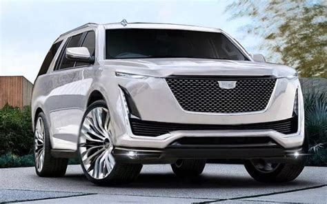 next generation 2020 cadillac escalade pin on automotrends