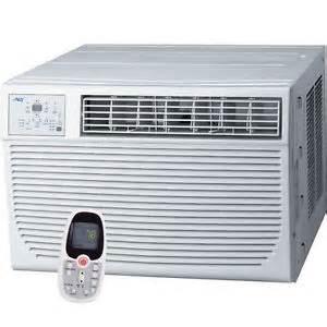 Window Ac Heater Unit Window Air Conditioner Heat Pump 8000 Btu Remote Slide Out