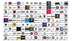 car manufacturing companies logos