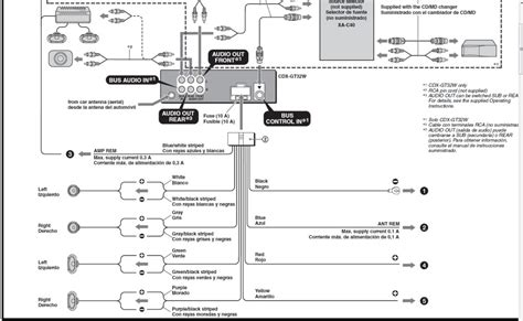 wiring diagram sony car stereo wiring diagram kenwood car