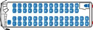 56 passenger green charter bus bus charter services