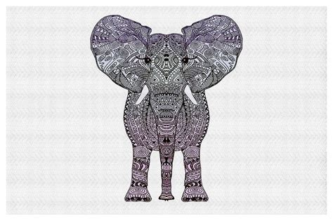elephant area rug area rug by monika strigel elephant purple contemporary area rugs by dianoche designs