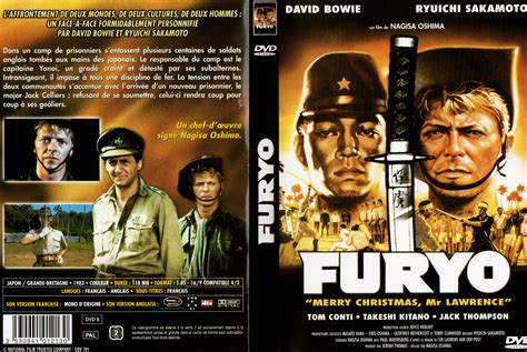 jaquette dvd de furyo  cinema passion