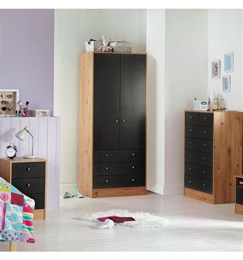 Malibu Furniture Set Wardrobe 4 2 Chest Bedside Table Malibu Bedroom Furniture